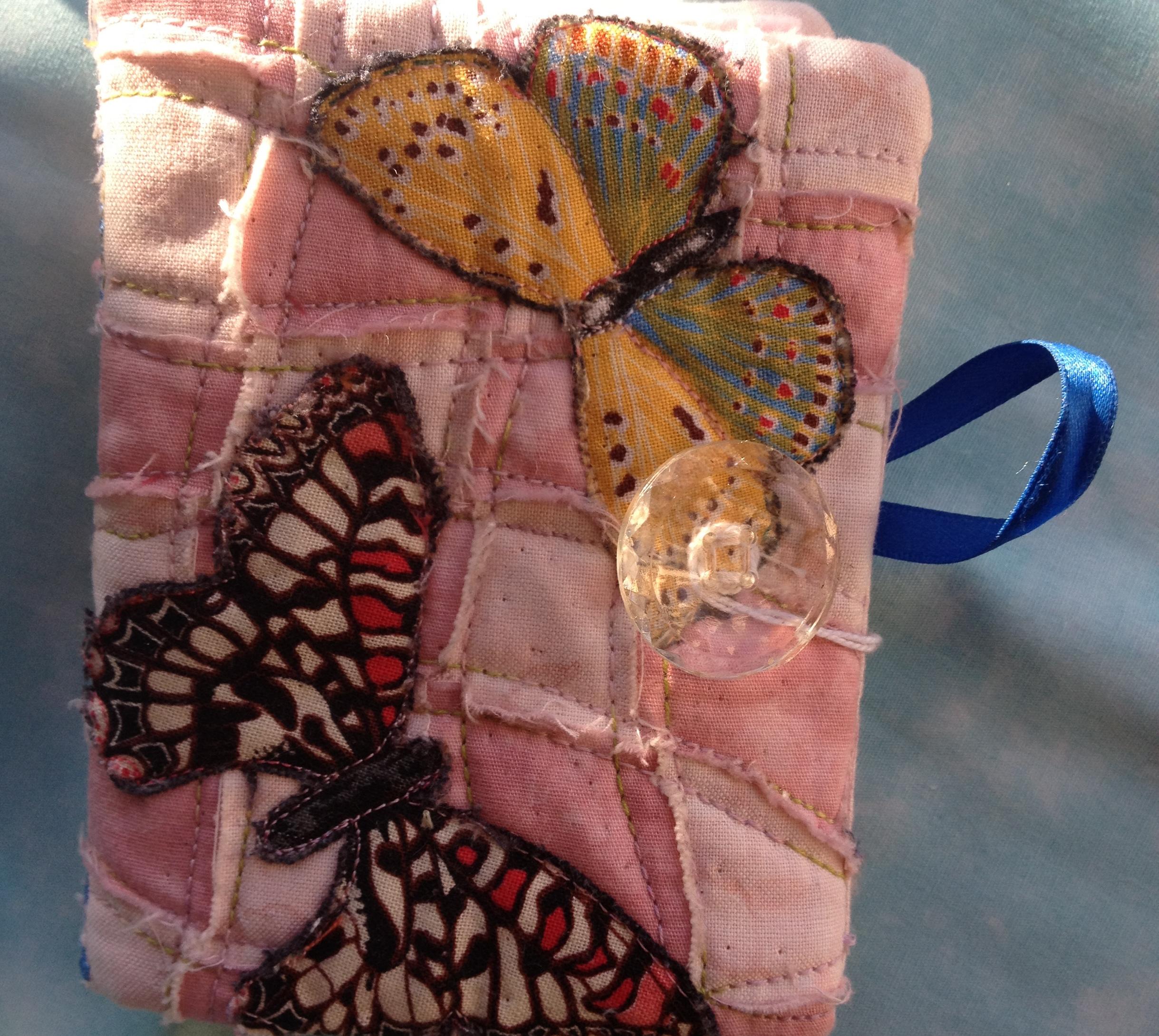 Butterfly Needle case
