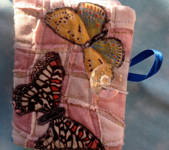 Butterfly Needle case