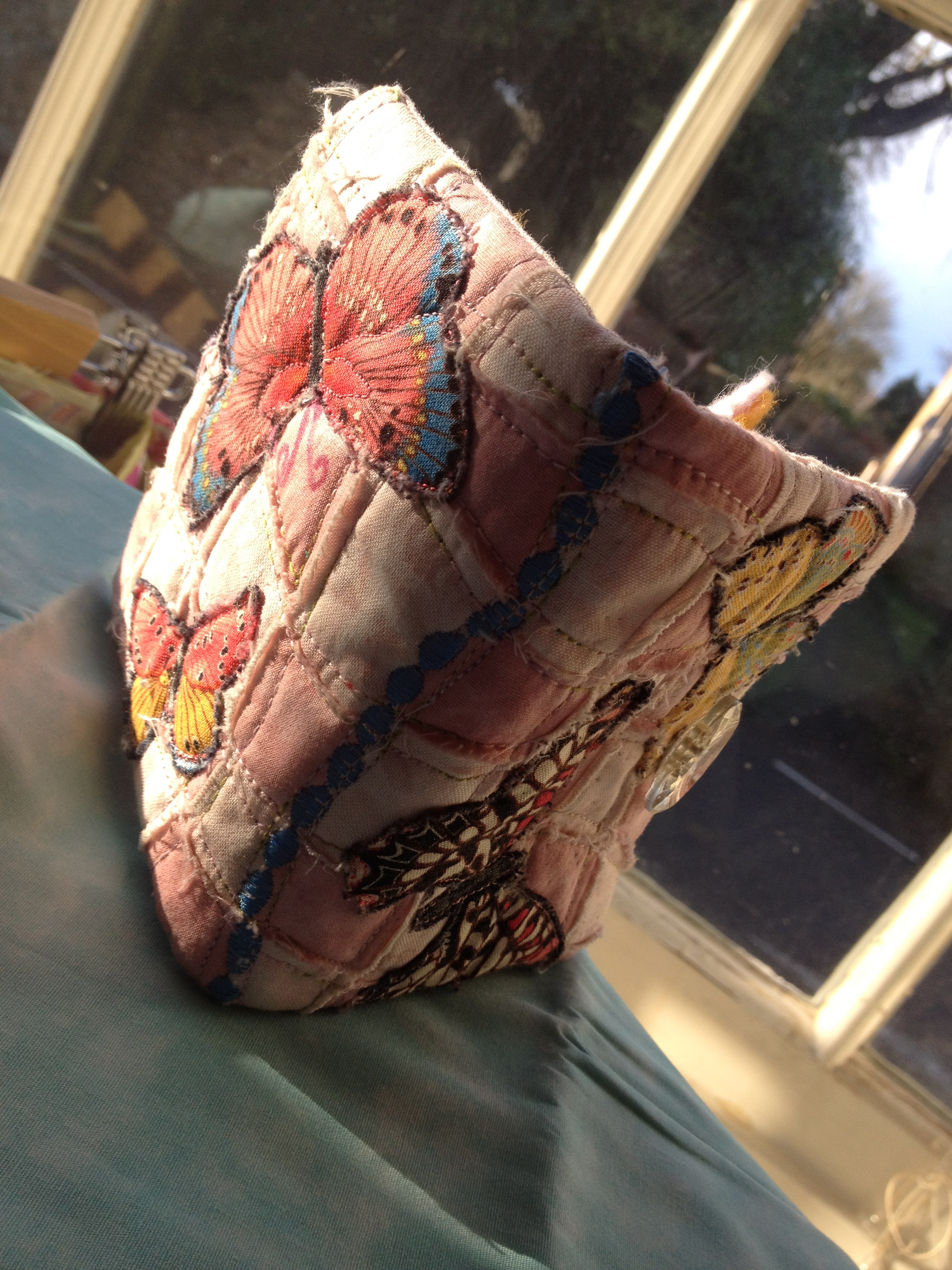 Butterfly Needle Case 2